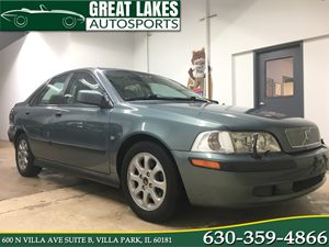 View 2002 Volvo S40