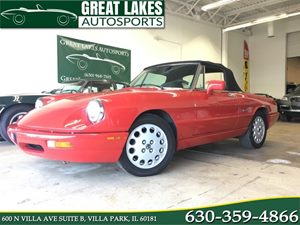 View 1991 Alfa Romeo Spider