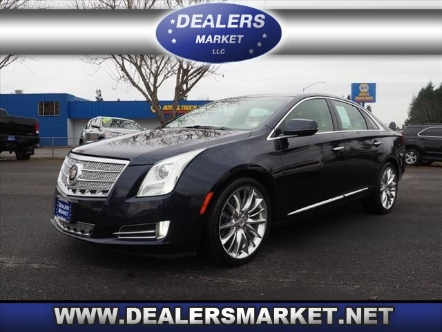 Sold 2015 Cadillac Xts Platinum In Scappoose