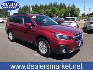 View 2018 Subaru Outback