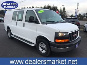 View 2017 GMC Savana Cargo Van