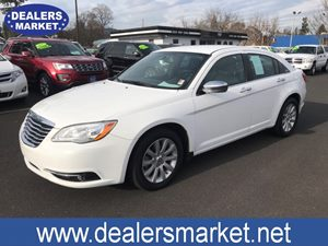 View 2014 Chrysler 200
