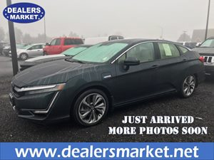 View 2018 Honda Clarity Plug-In Hybrid
