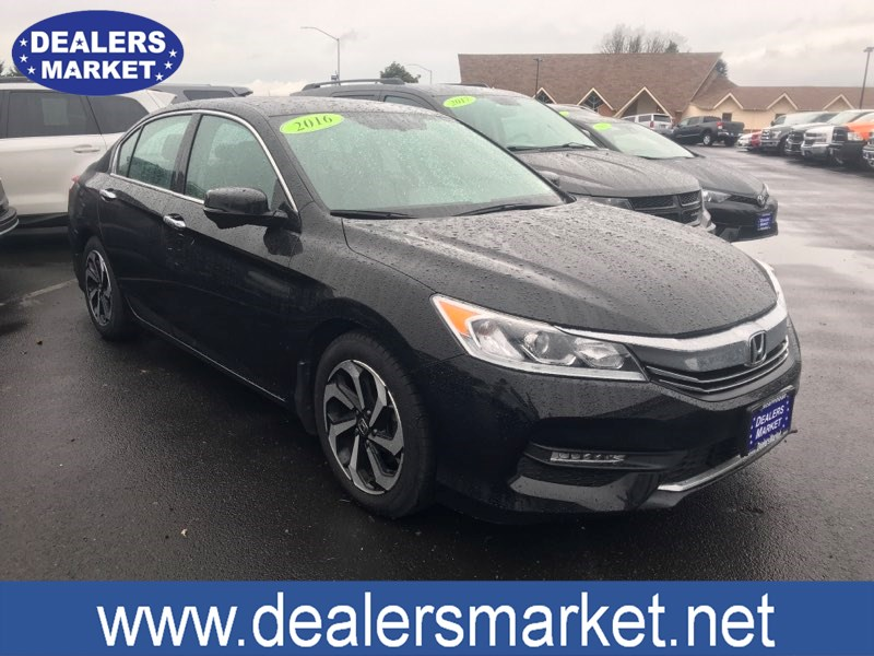 2016 Honda Accord V6 >> 2016 Honda Accord Sedan Ex L V6 Dealers Market Llc