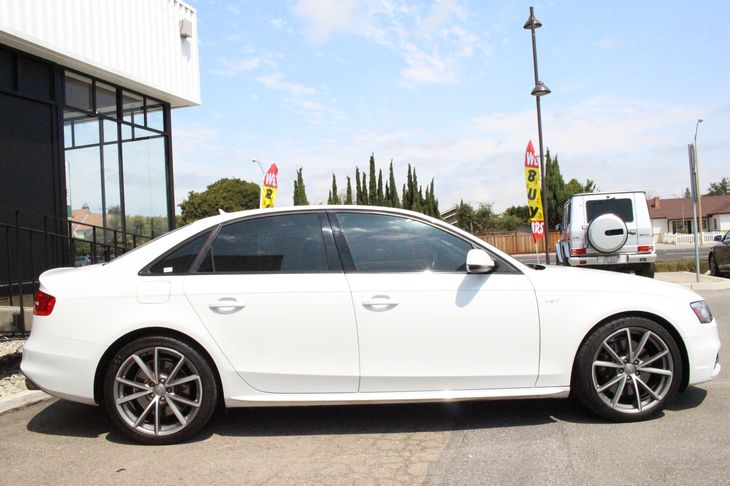 2016 Audi S4 - Fair Car Ownership