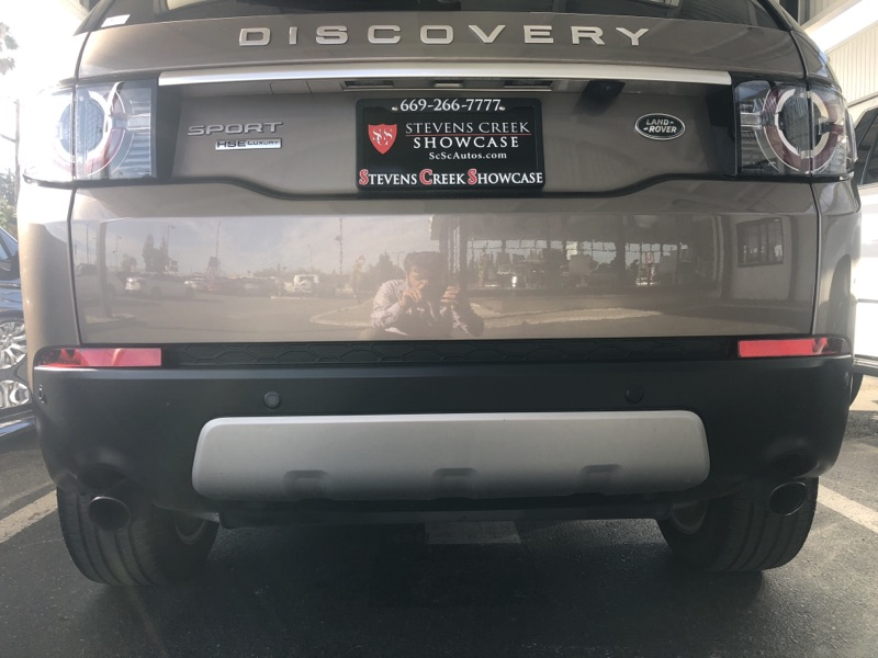 2015 Land Rover Discovery Sport - Fair Car Ownership