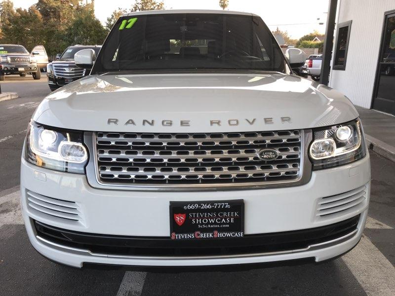 2017 Land Rover Range Rover - Fair Car Ownership