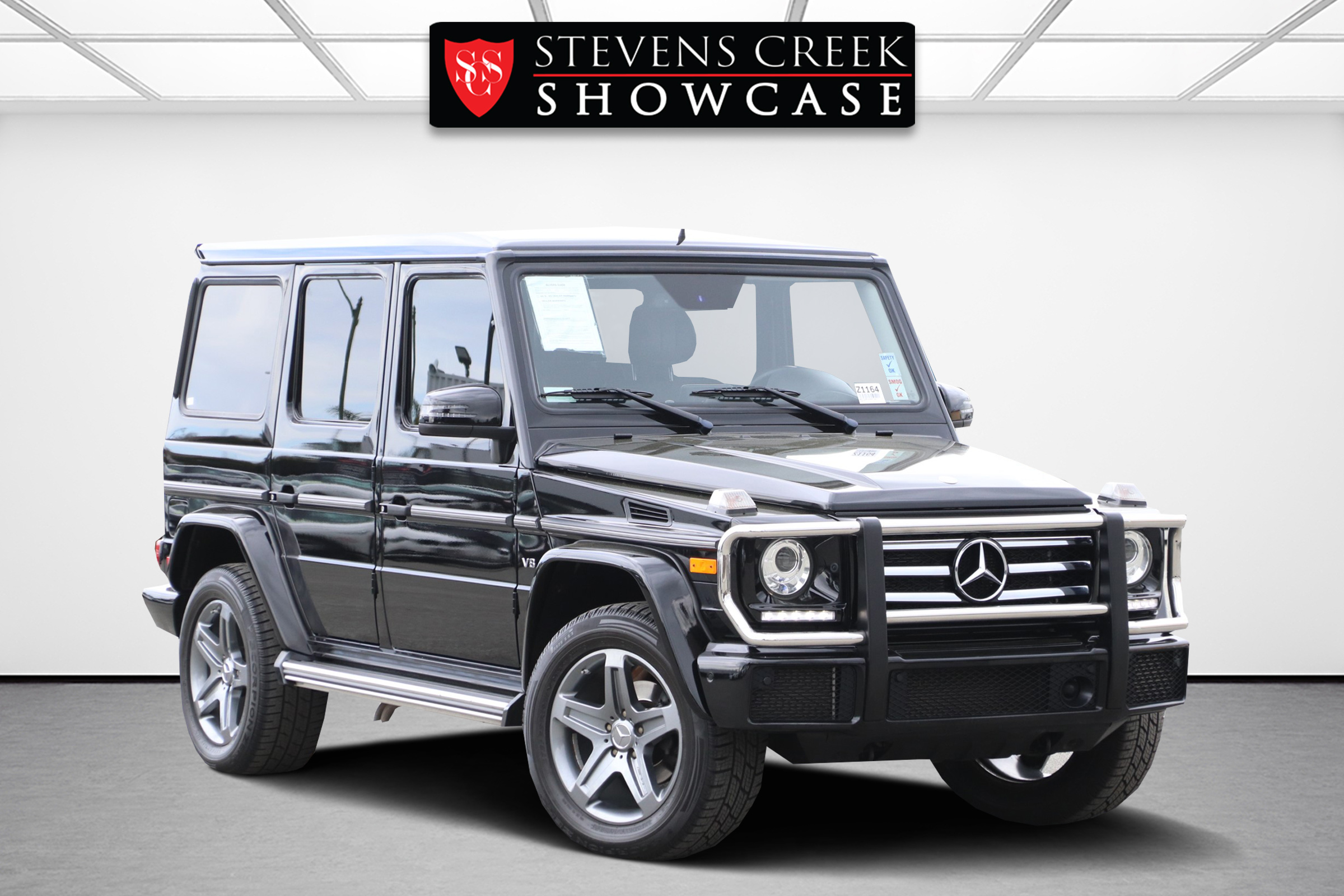 2016 Mercedes-Benz G 550 SUV