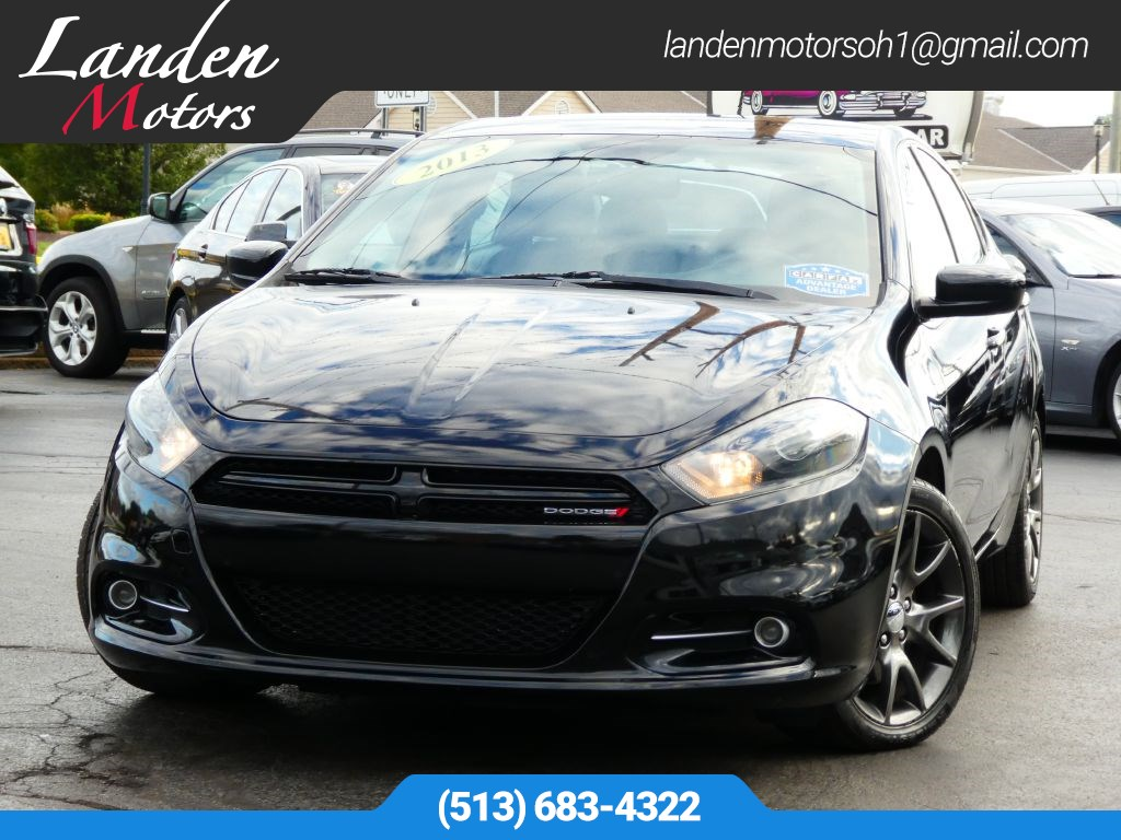 2013 Dodge Dart SXT Ralleye