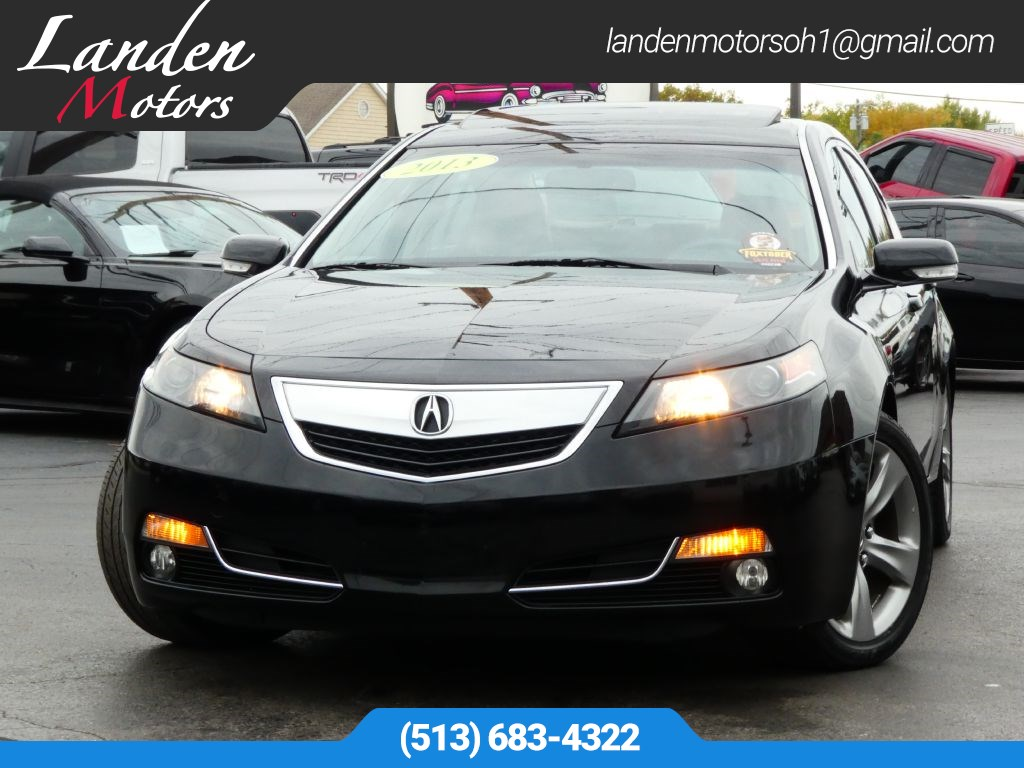 2013 Acura TL Technology Package SH-AWD