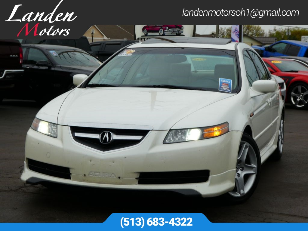 2006 Acura TL A-Spec