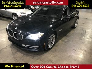View 2013 BMW 7 Series