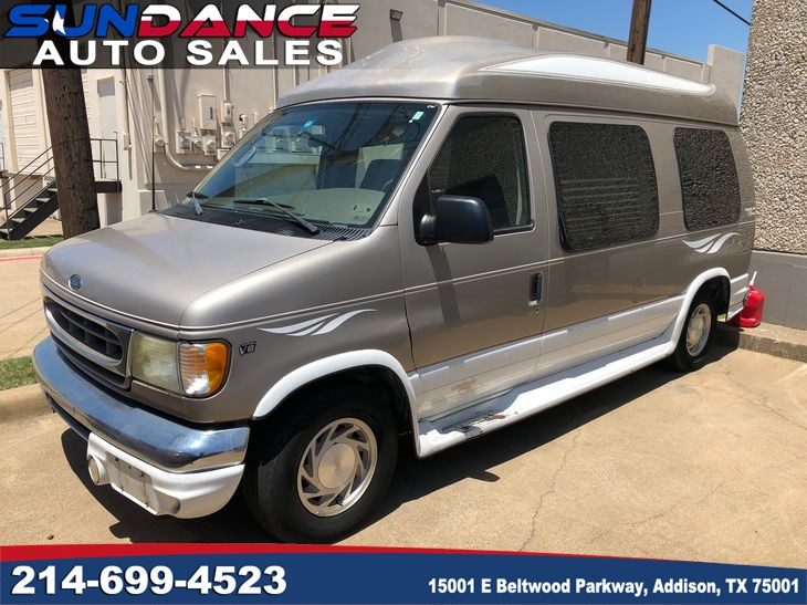2002 Ford Econoline CONVERSION VAN - Sundance Auto Sales