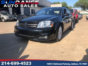 View 2012 Dodge Avenger