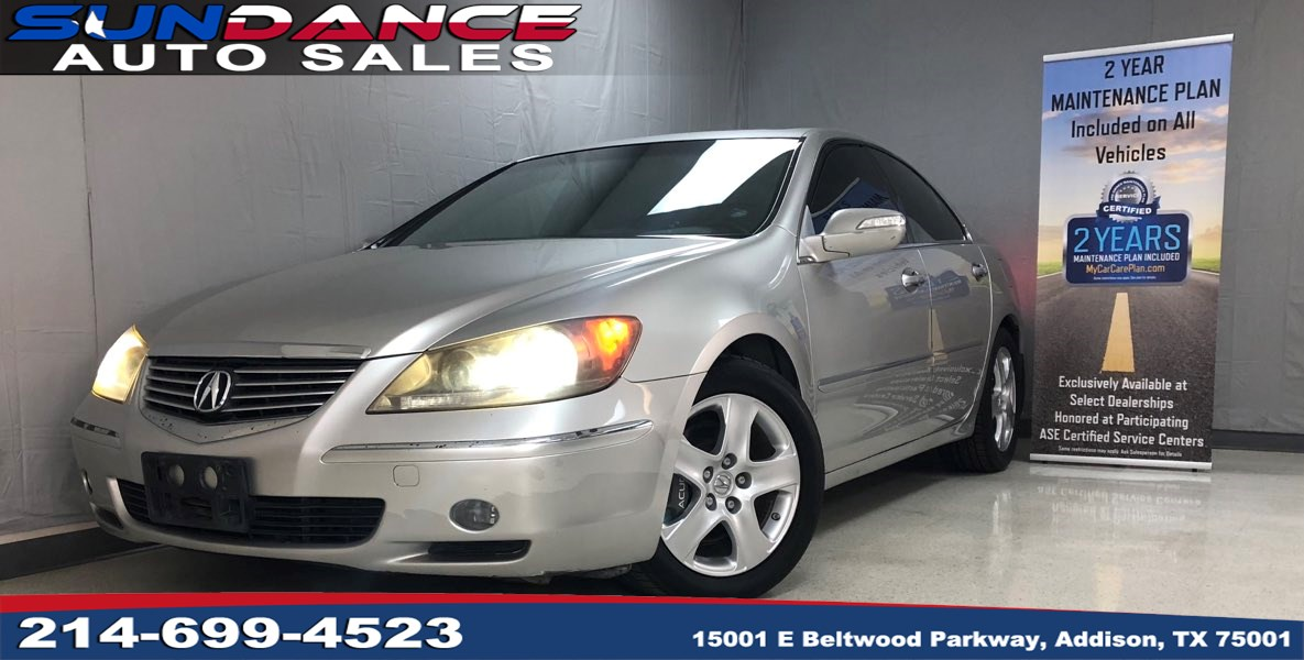 Sold Acura RL In Addison - 2005 acura rl for sale by owner