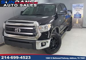 View 2015 Toyota Tundra 2WD Truck