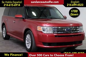 View 2010 Ford Flex