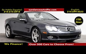 View 2008 Mercedes-Benz SL550