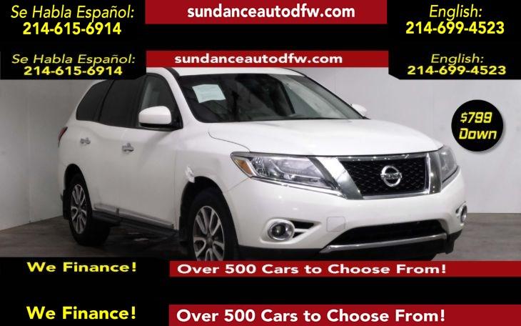 2014 Nissan Pathfinder SL - Sundance Auto Sales