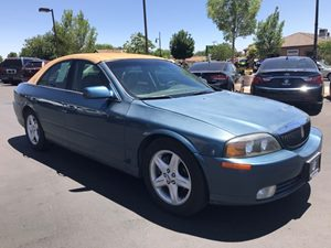 View 2002 Lincoln LS
