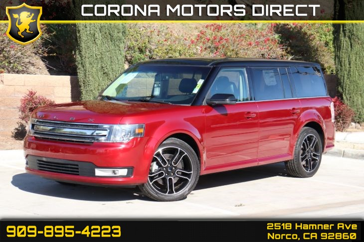 2014 Ford Flex (W/ Equipment Group Package)