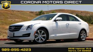 View 2016 Cadillac ATS Sedan