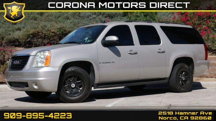 2007 Gmc Yukon Xl >> 2007 Gmc Yukon Xl Sle 1500 Corona Motors Direct