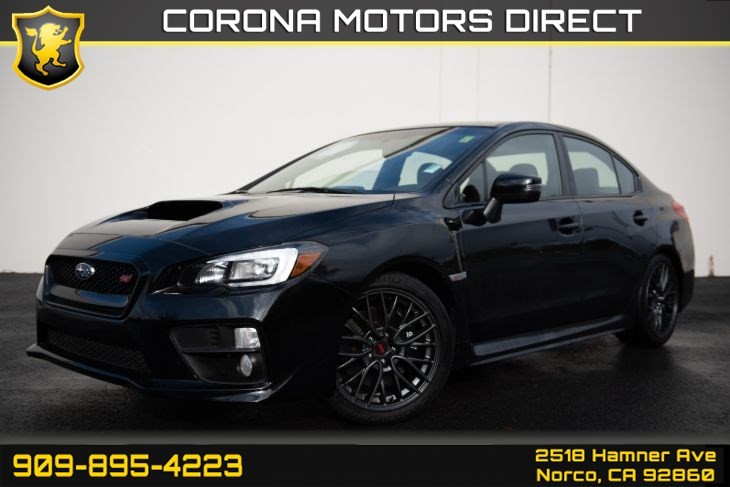 2016 Subaru WRX STI AWD (NAVIGATION & BACK UP CAMERA )