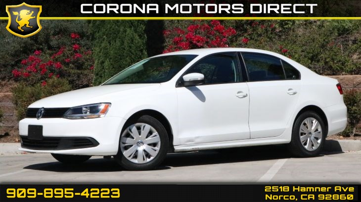 2014 Volkswagen Jetta Sedan SE PZEV (MP3 CONNECTION)