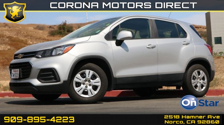 2017 Chevrolet Trax LS (w/ Back-up Camera & Preferred Group)