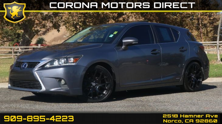 2014 Lexus CT 200h Base Hybrid