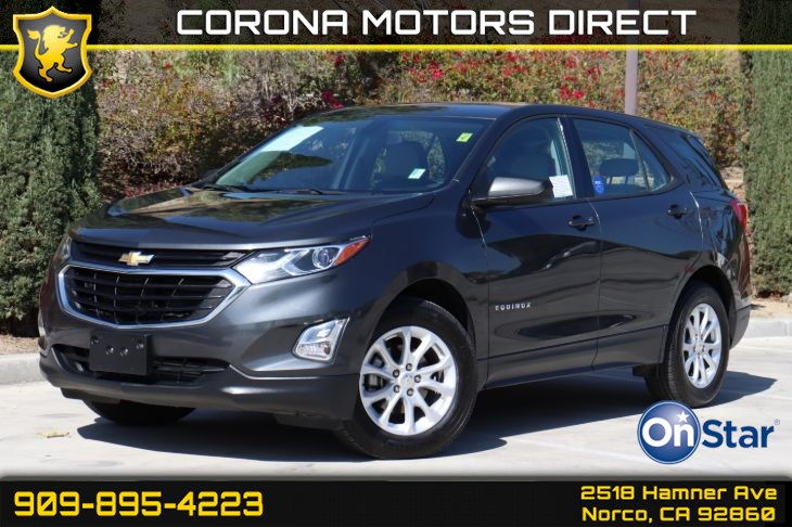 2018 Chevrolet Equinox LS (w/ Preferred Equipment Group)