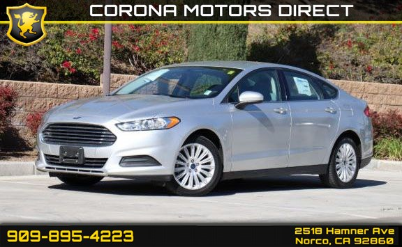 2014 Ford Fusion S (W/ Keyless Entry)