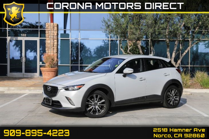 2017 Mazda CX-3 Touring (w/Heated Front Seats)