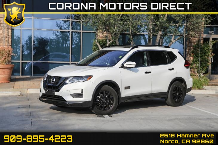 2017 Nissan Rogue SV,  ROGUE ONE STAR WARS LIMITED EDITION PACKAGE