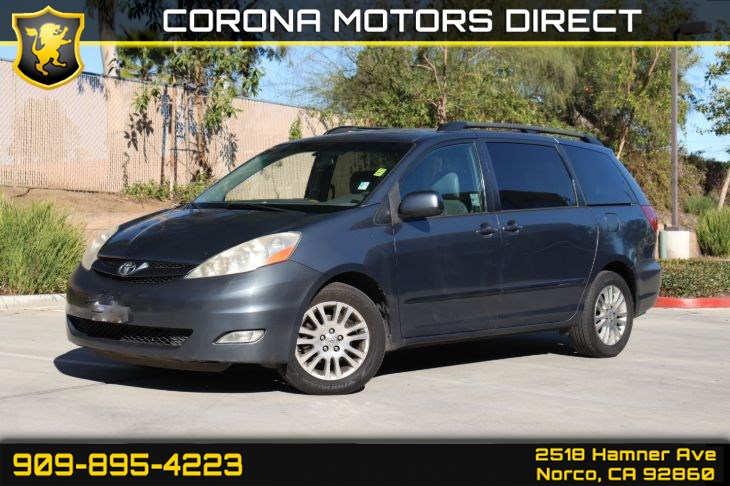 2007 Toyota Sienna XLE (W/ PREFERRED PREMIUM ACCESSORY PKG)