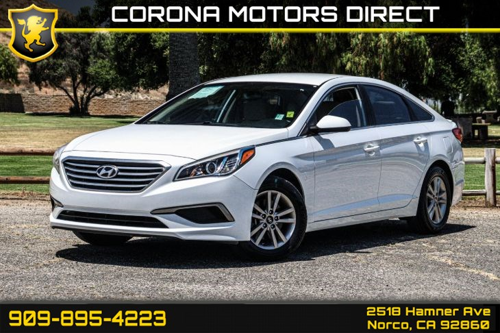 2017 Hyundai Sonata SE (BLUETOOTH CONNECTIVITY & BACK UP CAMERA)