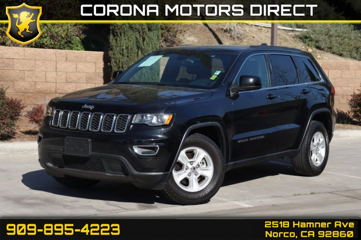 2017 Jeep Grand Cherokee Laredo (W/ QUICK ORDER PACKAGE)