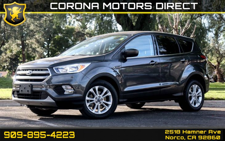 2017 Ford Escape SE (ECO BOOST)