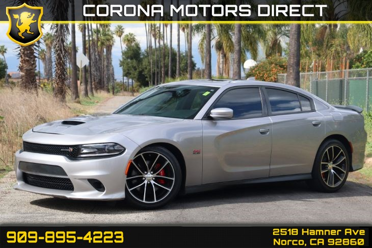2016 Dodge Charger R/T Scat Pack ( Navigation & Back Up Camera )