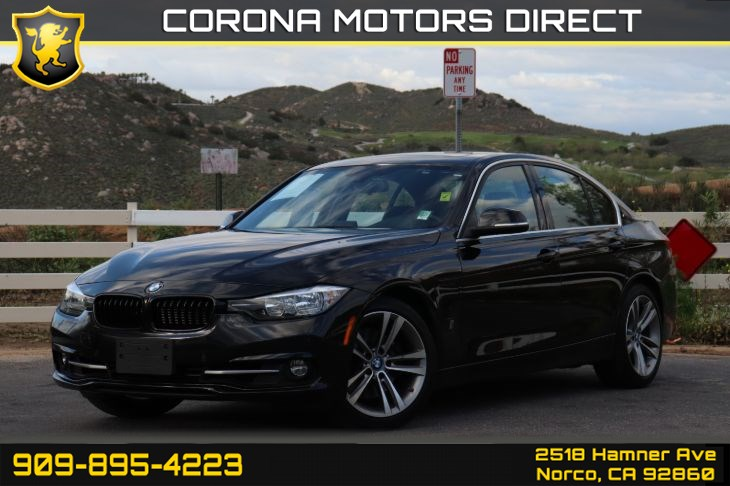 2017 BMW 3 Series 330e iPerformance (W/ DRIVING ASSIST PACKAGE )