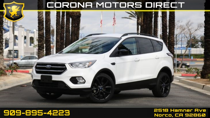 2017 Ford Escape SE ( SPORT APPEARANCE PACKAGE )