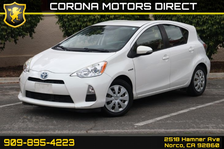 2012 Toyota Prius c One ( W/ HYBRID BATTERY &  KEYLESS START )