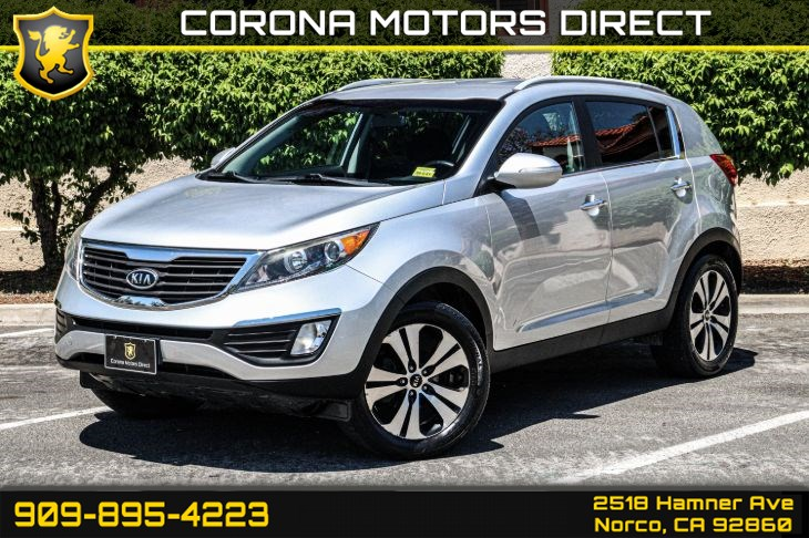 2011 Kia Sportage EX (w/ Bluetooth Connectivity)