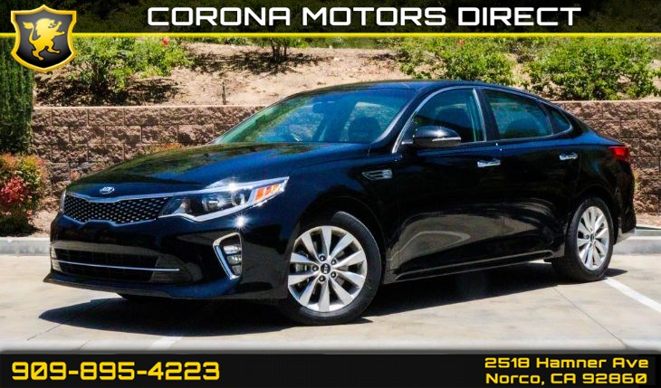 2018 Kia Optima S (BLUETOOTH & KEYLESS ENTRY)