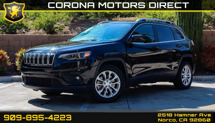 2019 Jeep Cherokee Latitude (BLUETOOTH & BACK-UP CAMERA)