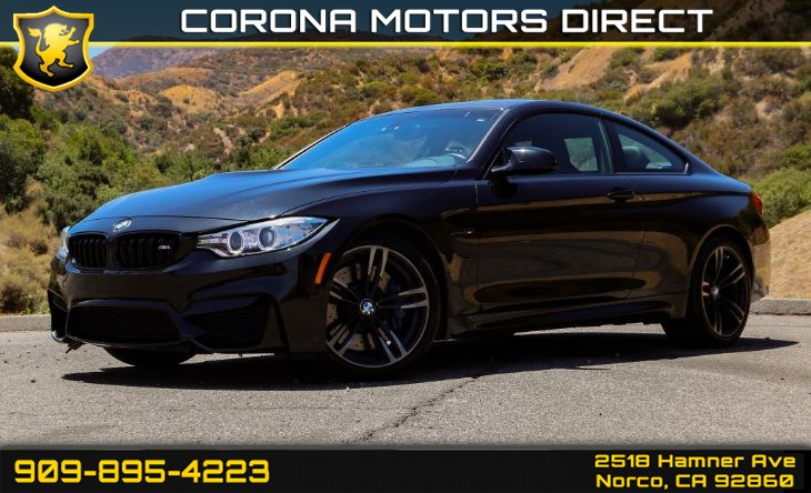 2017 BMW M4 (W/ TURBO & NAVIGATION)