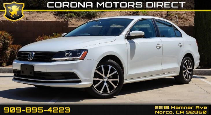 2017 Volkswagen Jetta 1.4T SE  (W/ BLUETOOTH CONNECTIVITY)