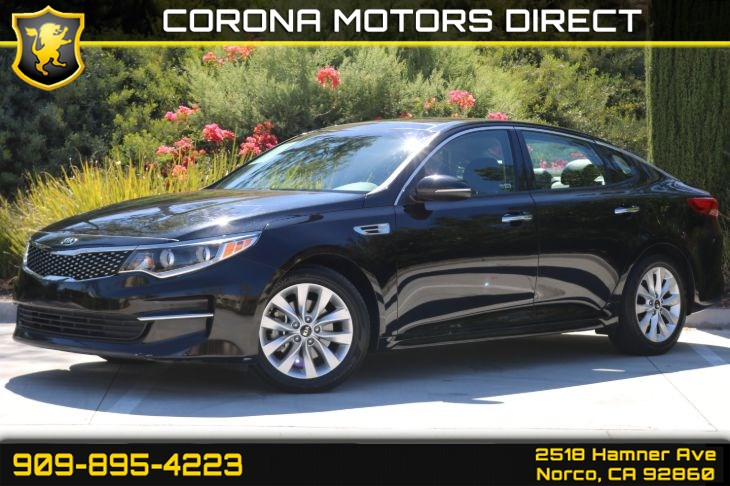 2016 Kia Optima EX (BACK-UP CAMERA & BLUETOOTH)