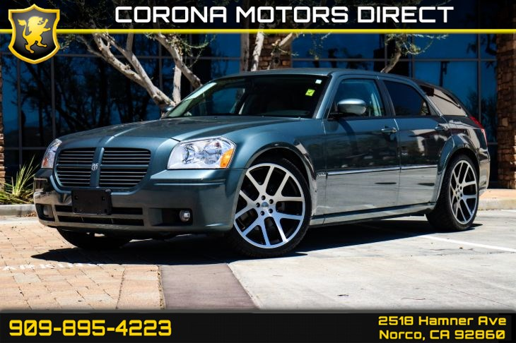 2006 Dodge Magnum R/T (w/ Convenience Group II)